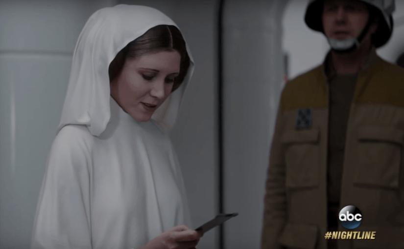 Rogue One: A Star Wars Story, así se revivieron y se rejuvenecieron algunos personajes