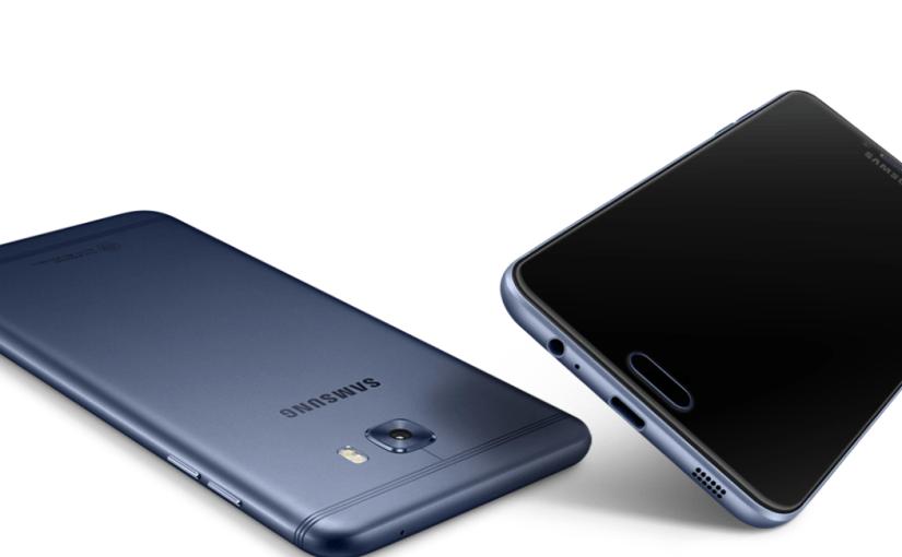 Samsung presenta el Galaxy C7 Pro un gigante de gama media