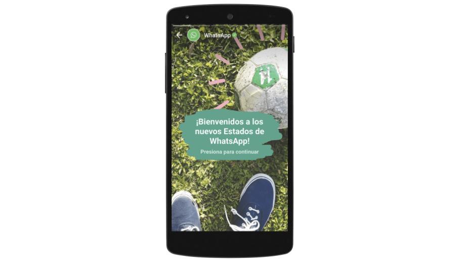 WhatsApp añade su propia funcionalidad a lo Snapchat