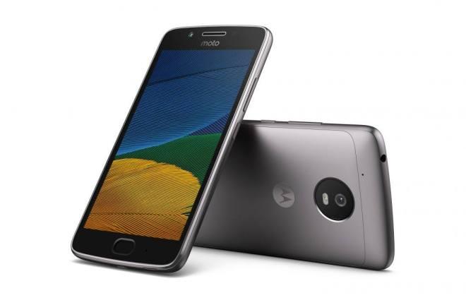Moto G5 presentado