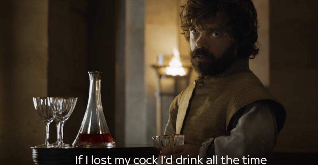 Game of Thrones, compilado con las mejores lineas de Tyrion