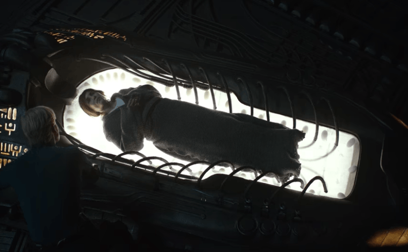 alien covenant prólogo
