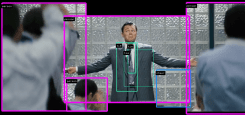 Así identifica un algoritmo objetos y personas en un video