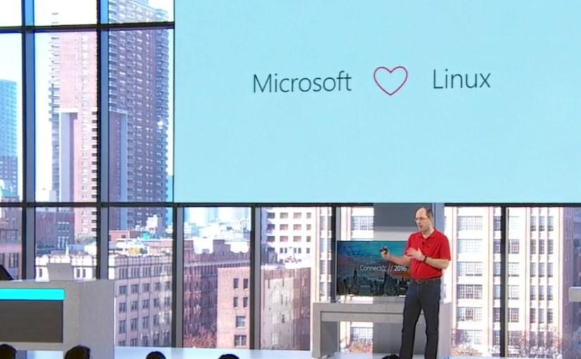 Ubuntu, Suse y Fedora a la tienda de aplicaciones de Microsoft