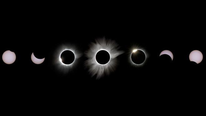Eclipse de sol total
