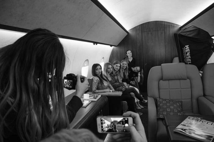 La empresa que alquila aviones de lujo para fingir en Instagram