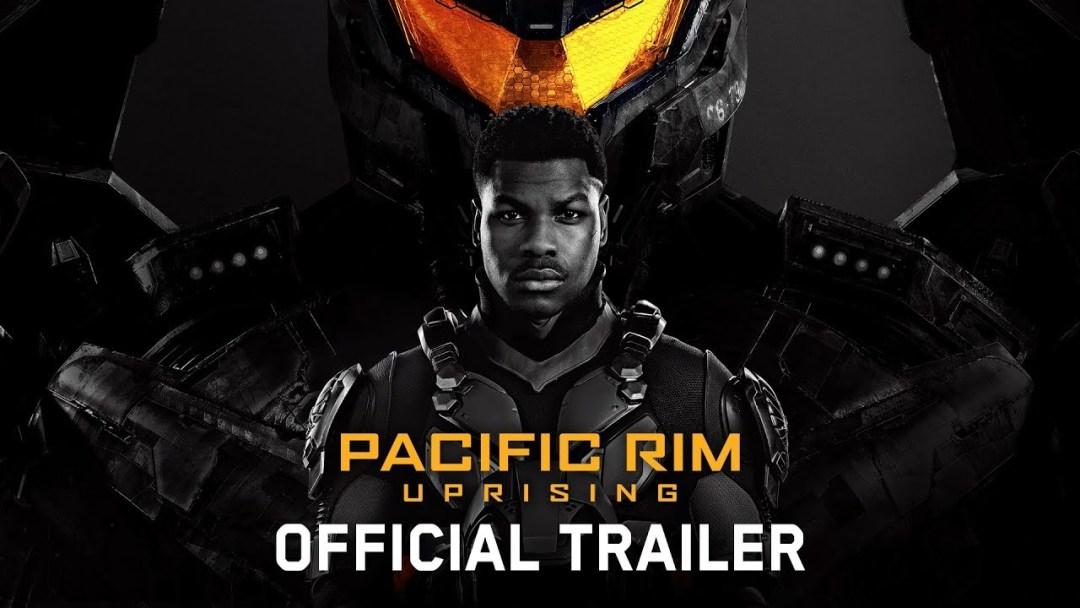Pacific Rim Uprising, primer trailer oficial