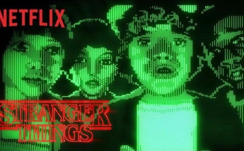 El universo de Stranger Things, especial de Netflix