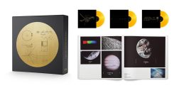 A la venta replica del disco dorado que viaja en el Voyager 1