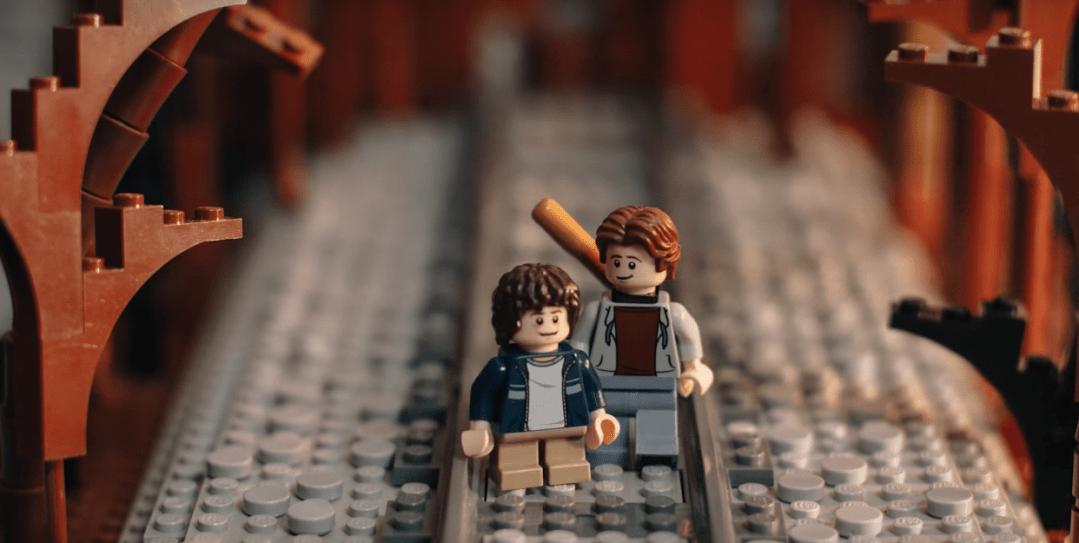Las mejores escenas de Stranger Things 2 realizadas con LEGO