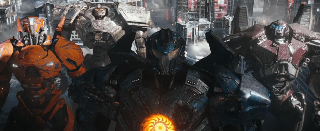 Pacific Rim Uprising, más monstruos y robots en este nuevo trailer