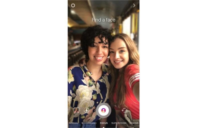 Instagram añade la función de portaretrato