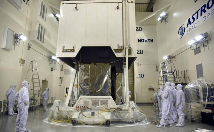 La NASA lanzará un nuevo satélite para entender como las grandes capas de hielo elevan el nivel del mar