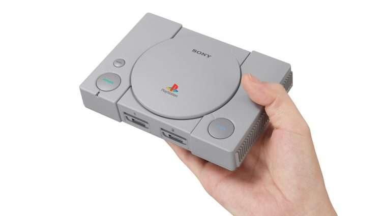 Sony se suma a la nostalgia y lanza la PlayStation Classic con 20 juegos clásicos cargados