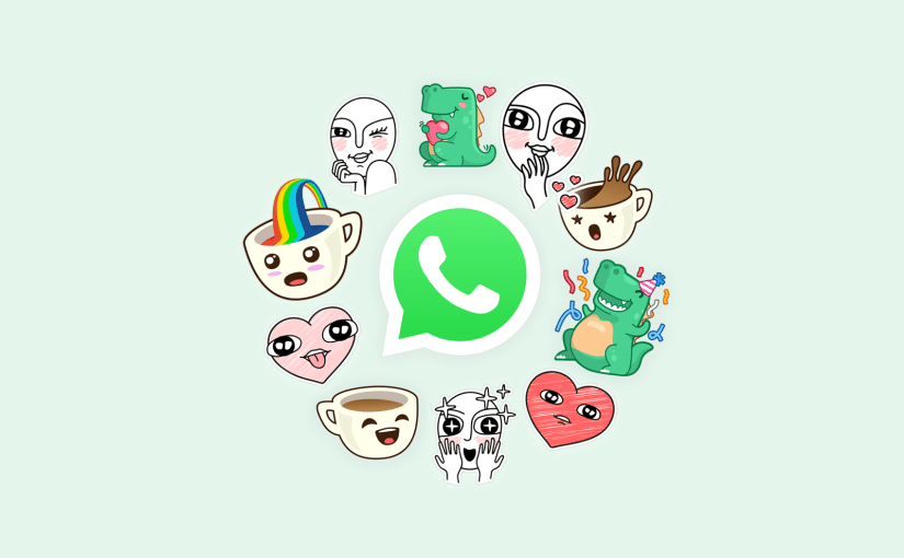 WhatsApp activa los Stickers en su nueva versión
