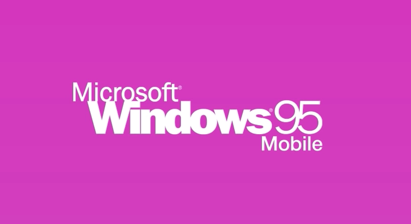 Windows 95 Mobile, video concepto de lo que pudo ser