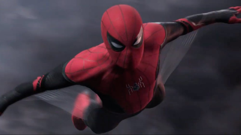 Spider-Man: Far From Home, primer trailer