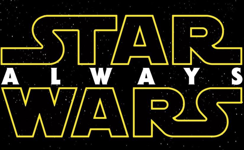 Mega trailer de todas las películas de Star Wars a la fecha
