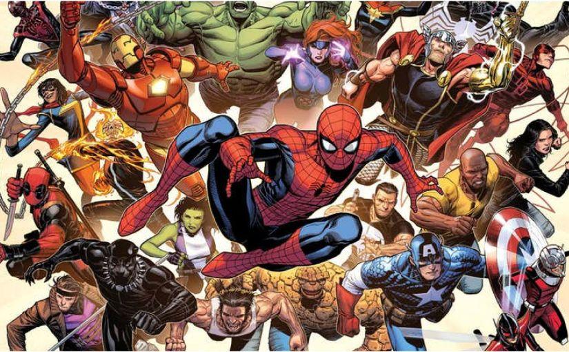 Todavía tenemos películas de Marvel para rato