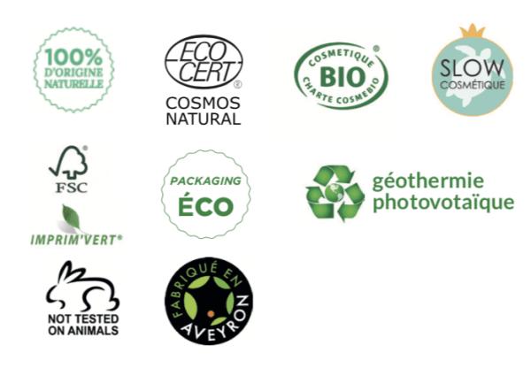Labels Naturae Bioty