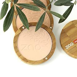 Recharge poudre compacte Zao makeup