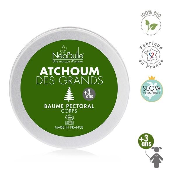 ATCHOUM DES GRANDS BAUME PECTORAL NEOBULLE