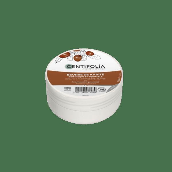 Beurre de Karité Biologique et Équitable - Centifolia pot