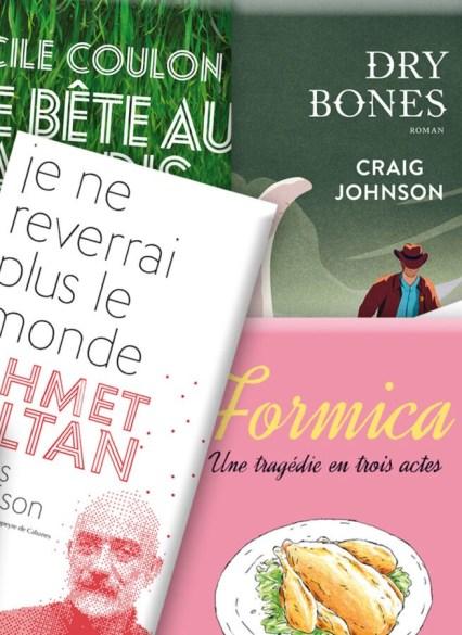 La news des livres (volume 3)