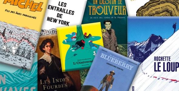 Festival BD Angoulême – Sélection de potentiels gagnants