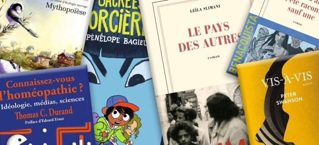La news des livres (volume 8)