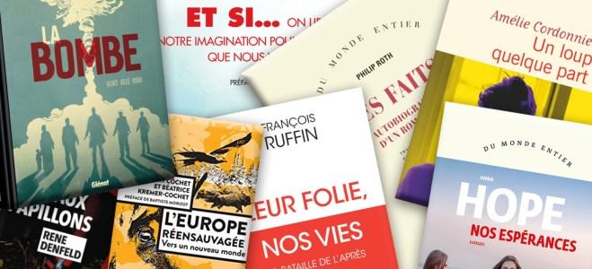 La News des livres (Volume 9)