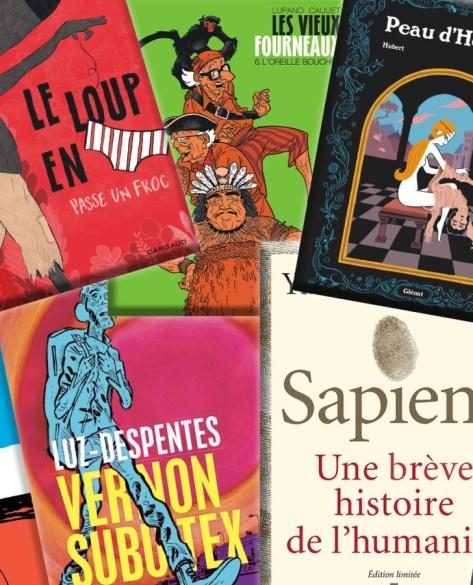 La News des livres – (Volume 14)