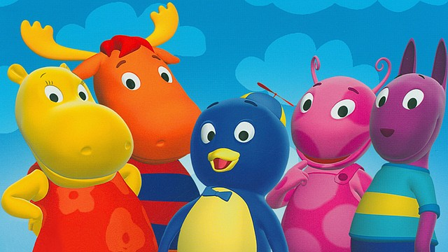 Top 5 Kid Shows on Today