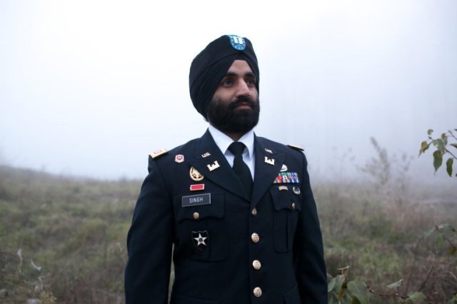 Sikh Turban in Military