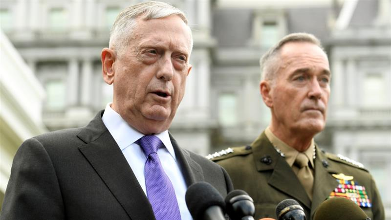 Three Reasons James Mattis Should Be President in 2020 for Real This Time