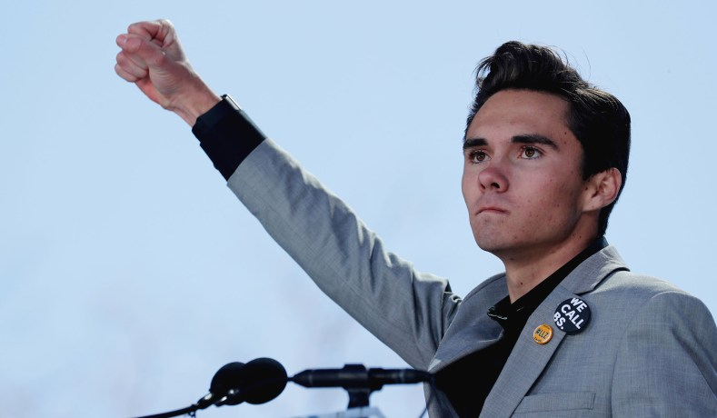 Everything Wrong with David Hogg Leading the National Gun Debate