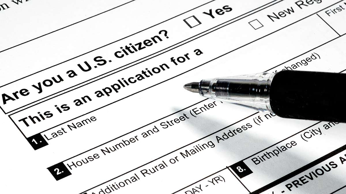 Should a Citizenship Question be Added to the 2020 Census?