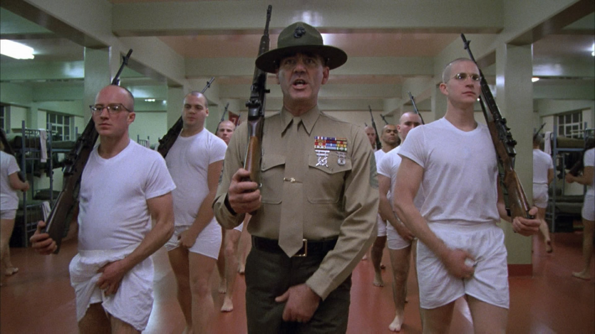 With Mattis Gone Eros has entered the Trenches at Marine Recruit Training