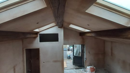 Oak Wood Effect Beams Manchester