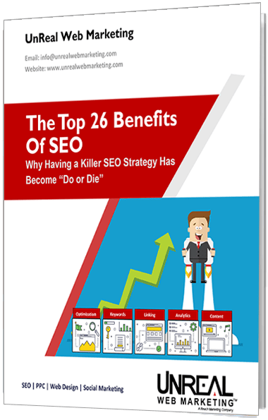 Download The Top 26 Benefits of SEO