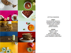 Table of Contents Unrefined Snacking Ebook