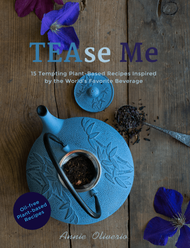 TEAse Me Paperback Book Cover Annie Oliverio