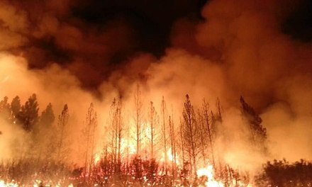 Were the California Fires an Attack?