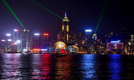 Trouble  in Hong Kong?