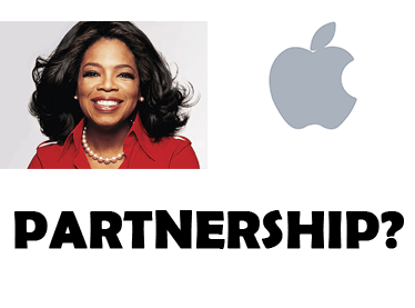 Opra's call for the common good at apple keynote
