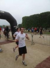 2013 : 1er 10km 57'17