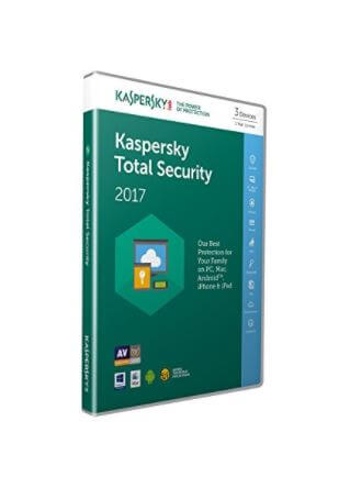 Kaspersky Total Security Review