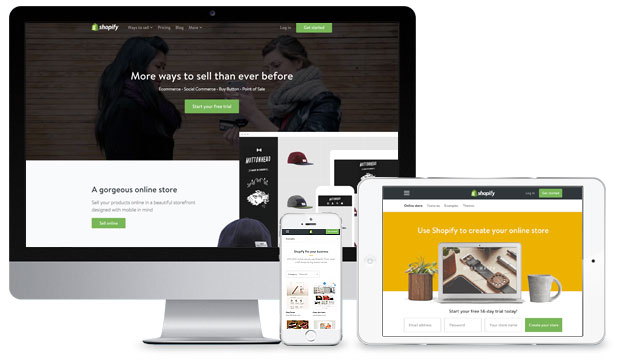 best ecommerce platform for drop shipping