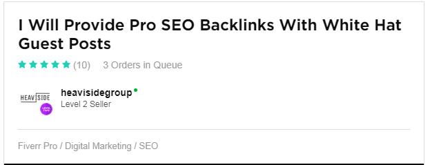 fiverr backlink service #2