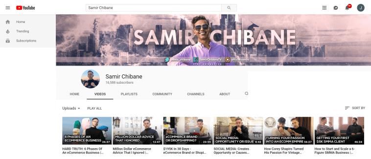 Samir Chibane Shopify
